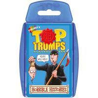 Top Trumps - Horrible History