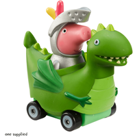 Peppa Pig Mini Buggies - George and Dragon - Peppa Pig Gifts