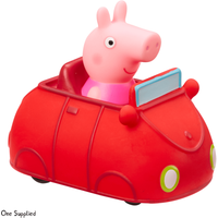 Peppa Pig Mini Buggies - Peppa Pig In Car - Peppa Pig Gifts