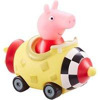 Peppa Pig Mini Buggies - Peppa In Rocket Vehicle - Peppa Pig Gifts