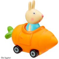 Peppa Pig Mini Buggies - Rebecca In Orange Carrot - Peppa Pig Gifts