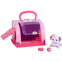 Little Live Pets Cutie Pup - Play Case Puppy - Pets Gifts