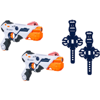 Nerf Laser Ops Pro Alpha Point - 2 Pack - Nerf Gifts