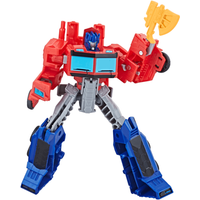 Transformers Cyberverse Warrior Class - Optimus Prime - Transformers Gifts
