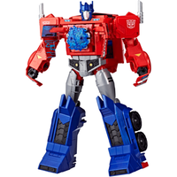Transformers Cyberverse - Ultimate Class - Optimus Prime - Transformers Gifts