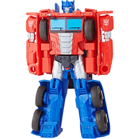 Transformers Cyberverse 1-Step Changer - Optimus Prime - Transformers Gifts