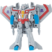 Transformers Cyberverse 1-Step Changer - Starscream - Transformers Gifts