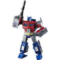 Transformers Generations Power of the Primes Leader Class Figure - Optimus Prime