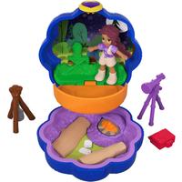 Polly Pocket Tiny Pocket Places Camping Compact - Polly Pocket Gifts