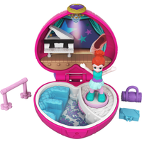 Polly Pocket Tiny Pocket World - Ballet with Lila Doll - Ballet Gifts