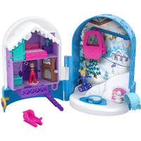 Polly Pocket World Snow Secret Playset - Polly Pocket Gifts
