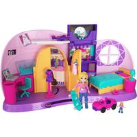 Polly Pocket - Polly's Go Tiny Room Playset - Polly Pocket Gifts