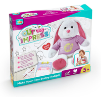Out To Impress Make Your Own Bunny Rabbit - Make Your Own Gifts