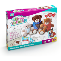 Out To Impress Make Your Own Bear Family - Make Your Own Gifts