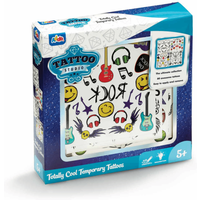 Tattoo Studio Totally Cool Temporary Tattoos Set - Cool Gifts
