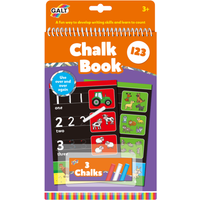 Galt Chalk Book 123