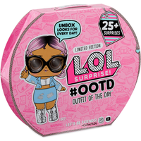 L.O.L. Surprise! Outfit Of The Day Advent Calendar - Lol Surprise Gifts