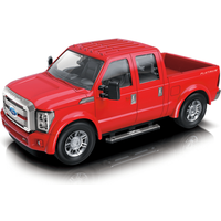 1:28 Scale Ford F350 Friction Car - Red - Ford Gifts