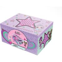 L.O.L. Surprise! Glitterati Mosaic Jewellery Box - Jewellery Box Gifts