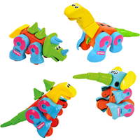 Tomy Toomies Constructables Dinos - Tomy Gifts