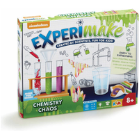 Nickelodeon Experimake Chemistry Chaos - Chemistry Gifts