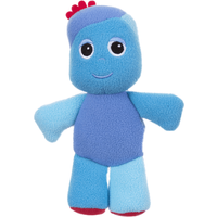 In The Night Garden Cuddly Collectable Soft Toy-Igglepiggle - Soft Toys Gifts