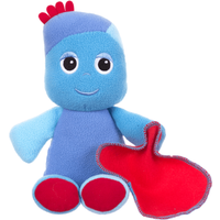 In The Night Garden Talking Softies-Igglepiggle - Soft Toys Gifts