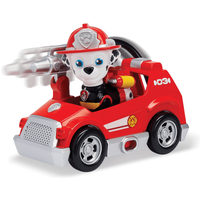 Paw Patrol Ultimate Rescue Mini Vehicle with Collectible Figure - Marshall - Mini Gifts