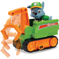 Paw Patrol Ultimate Rescue Mini Vehicle with Collectible Figure - Rocky