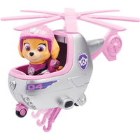 Paw Patrol Ultimate Rescue Mini Vehicle with Collectible Figure - Skye