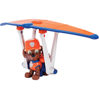 Paw Patrol Ultimate Rescue Mini Vehicle with Collectible Figure - Zuma - Mini Gifts