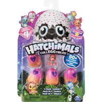 Hatchimals CollEGGtibles Season 4 - 4 Pack and Surprise