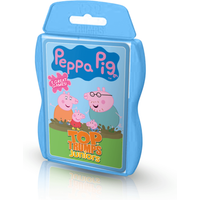 Top Trumps - Peppa Pig Card Game