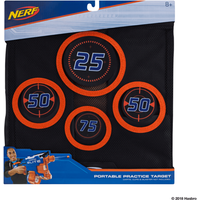 NERF Elite Portable Practice Target - Nerf Gifts