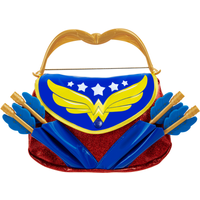 DC Super Hero Girls Wonder Woman Action Purse - Woman Gifts