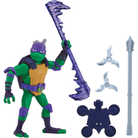 Rise of The Teenage Mutant Ninja Turtles Action Figure - Donnie 'The Tech Wizard' - Teenage Mutant Ninja Turtles Gifts