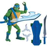 Rise of The Teenage Mutant Ninja Turtles Action Figure - Leo 'The Cool Guy' - Teenage Mutant Ninja Turtles Gifts