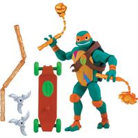 Rise of The Teenage Mutant Ninja Turtles Action Figure - Mikey  'The Ninja Artist' - Artist Gifts