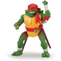 Rise of The Teenage Mutant Ninja Turtles Deluxe Ninja Attack Action Figure - Raphael Cartwheel Attack - Teenage Mutant Ninja Turtles Gifts