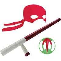 Rise of The Teenage Mutant Ninja Turtles Ninja Weapon - Raphael's Tonfa - Teenage Mutant Ninja Turtles Gifts
