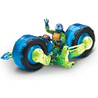 Rise of the Teenage Mutant Ninja Turtles - Shell Hog with Leonardo - Teenage Mutant Ninja Turtles Gifts