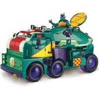 Rise of The Teenage Mutant Ninja Turtles - Turtle Tank - Teenage Mutant Ninja Turtles Gifts