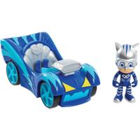 PJ Masks Speed Booster Vehicle & Figure - Catboy