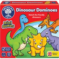 'Orchard Toys Mini Game - Dinosaur Dominoes
