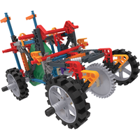 K'NEX 4WD Demolition Truck Building Set - Knex Gifts