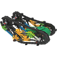 K'NEX 4WD Crusher Tank Building Set - Knex Gifts