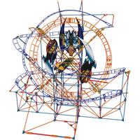 K'NEX Bionic Blast Roller Coaster Building Set - Knex Gifts