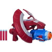 Marvel Avengers: Infinity War Nerf Captain America Assembler Gear - Nerf Gifts