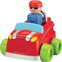 Tomy Toomies Push And Go Vehicle - Car - Tomy Gifts