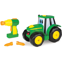 Tomy John Deere Build A Johnny Tractor - Tomy Gifts